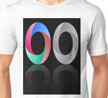 Abstract Infinite Loop / Ring Sign Unisex T-Shirt