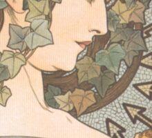 Mucha – Erin Sticker