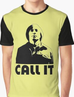 CALL IT - No Country for Old Men Graphic T-Shirt