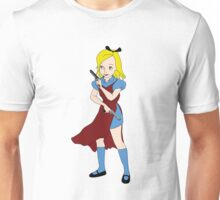 """Alice"" In Wonderland Unisex T-Shirt"