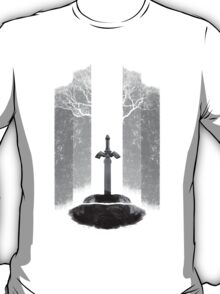 The Legend of Zelda: The Master Sword T-Shirt