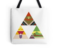 The Legend of Zelda: Legend of the Triforce Tote Bag