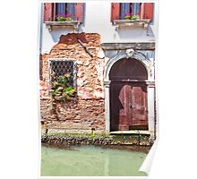 Venice Home Poster