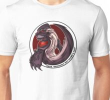 The Honeybadger Gaming Community Logo Unisex T-Shirt