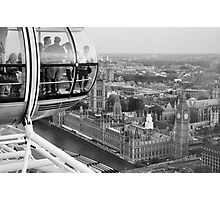The London Eye 2 Photographic Print