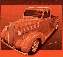How to Build a 36 Dodge Pickup Street Rod by ChasSinklier