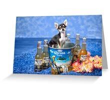Life is a Beach Greeting Card