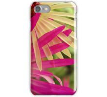 Mesembryanthemums Intertwined iPhone Case/Skin