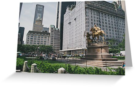 The Plaza by JustinConnors