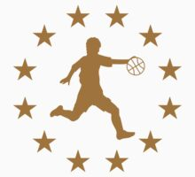 Basketball Player Star by Style-O-Mat