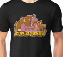 It's Off Like Donkey Kong  Unisex T-Shirt