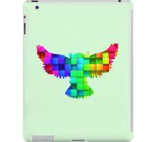 Colourful Owl iPad Case/Skin