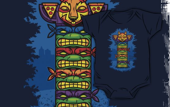 Totem-lly Radical by harebrained