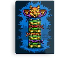 Totem-lly Radical Metal Print