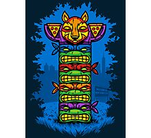 Totem-lly Radical Photographic Print