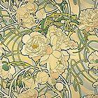 Mucha – Flowers by William Martin