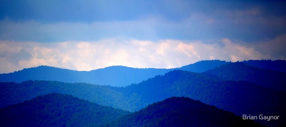 Blue Ridge Beauty by Brian Gaynor