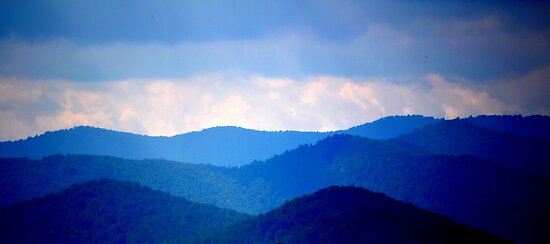 Blue Ridge Beauty by Brian Gaynor