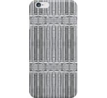 Pillar Pattern iPhone Case/Skin