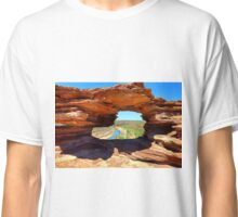 The Window to the World! Classic T-Shirt