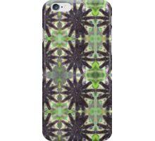 Floral Star Pattern iPhone Case/Skin