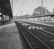 The Train from New Jersey by JustinConnors