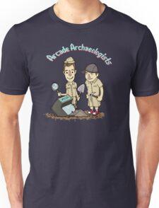 Arcade Archaeologists - Lite Unisex T-Shirt