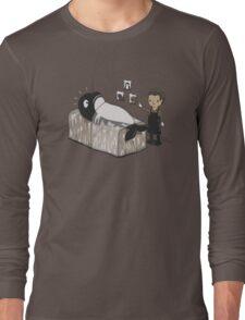 Serial Killer Whale Long Sleeve T-Shirt