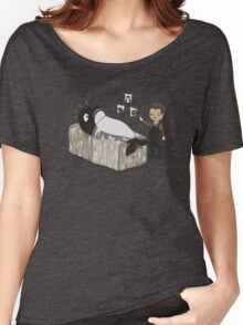 Serial Killer Whale Women's Relaxed Fit T-Shirt