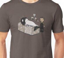 Serial Killer Whale Unisex T-Shirt