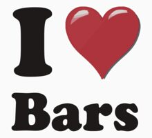 I Heart Bars by HighDesign