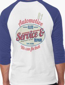 AUTOMOTIVE Men's Baseball ¾ T-Shirt