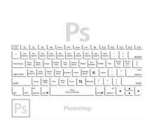 Photoshop Keyboard Shortcuts Tool Names Photographic Print