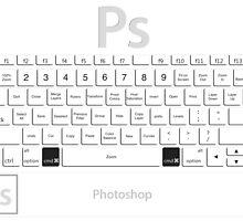 Photoshop Keyboard Shortcuts Cmd by Skwisgaar