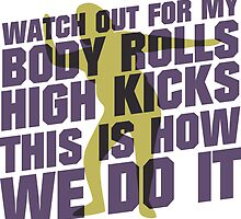 Tight Pants Body Rolls by TylerMannArt
