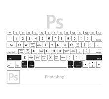 Photoshop Keyboard Shortcuts Opt+Cmd+Shift Photographic Print