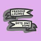 Fem Designs: Freddie Lounds by Laura Spencer