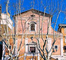 Santa Maria della Concezione dei Cappuccini by Mark Tisdale