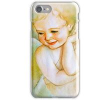 Sweet Love - Portrait Collection iPhone Case/Skin