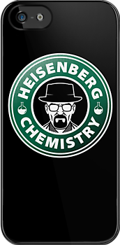 Heisenberg Chemistry by R-evolution GFX
