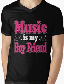 Music is my boy friend T-Shirt
