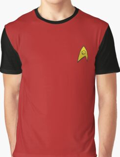 Star Trek Engineering Uniform Graphic T-Shirt
