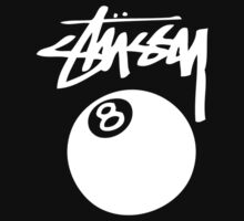 Stussy 8-Ball 2 by HoodRich