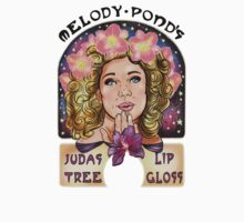 Melody Pond's Judas Tree Lipgloss 2.0 by Monica Lara