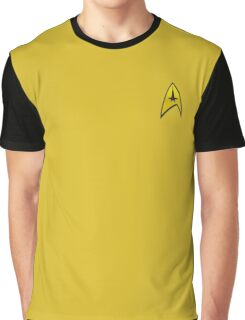 Star Trek Command Uniform Graphic T-Shirt