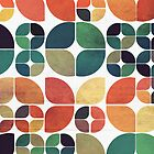 Vintage Fall Pattern by VessDSign