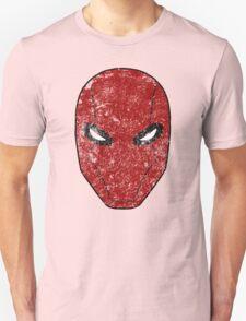 Red Hood Mask  T-Shirt