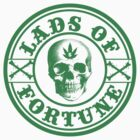 LADS OF FORTUNE CELTICS by huliodoyle