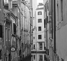 Venice Canal by Adrian Alford Photography