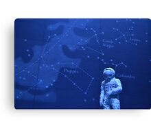 Spaceman - Natural History Museum Canvas Print